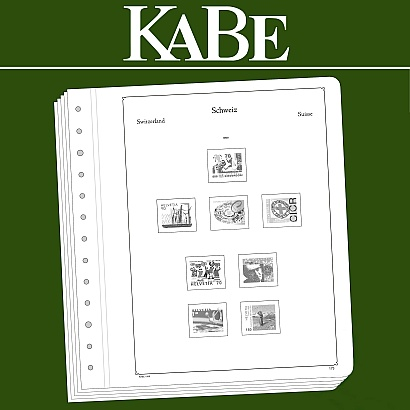 KABE Suplemento Suiza 2016